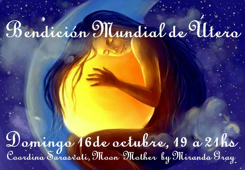 bendición mundial de útero