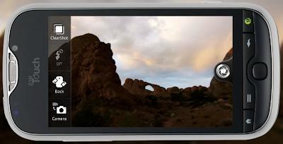 myTouch 4G Slide HDR Shot