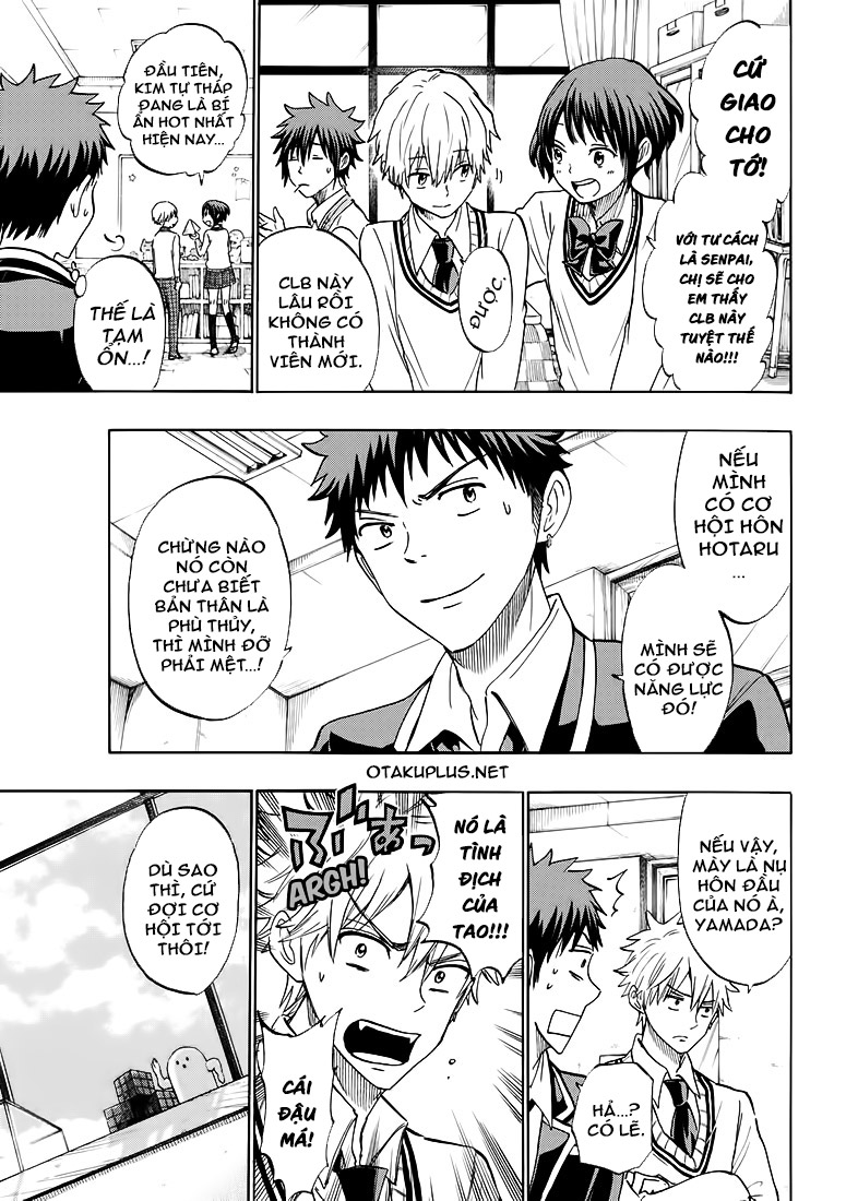 Yamada-kun to 7-nin no majo chap 188 Trang 10 - Mangak.info