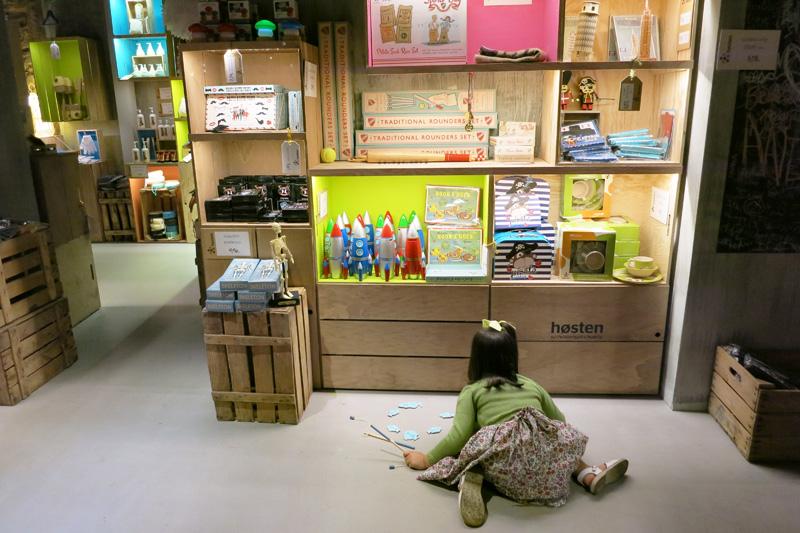Hosten Bilbao, una tienda para familias enamoradas del diy6