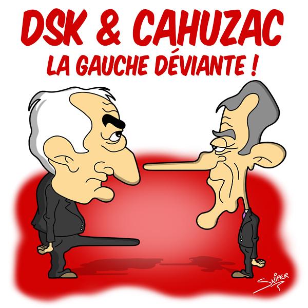 Cahuzac, le politique devenu le boulet du pouvoir…