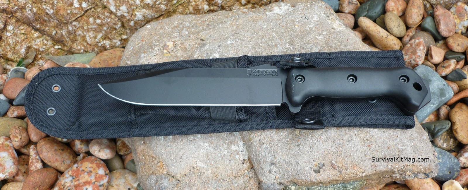 Bug Out Knife : Ka bar bk survival knife for your bug out bag