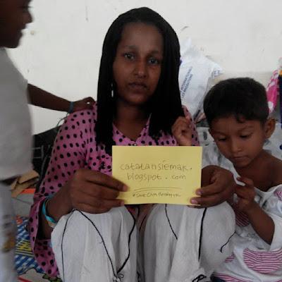 penang, pengungsi, rohingya