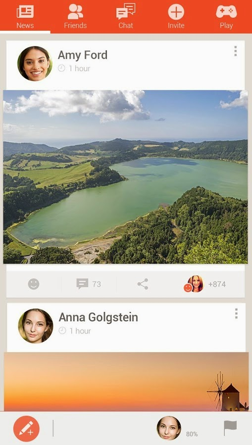 Tango Android Apk resimi 1