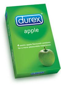 Durex Green Apple Condoms