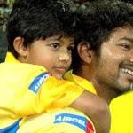 Vijay's son Jason Sanjay