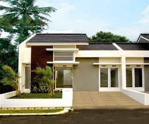 Desain Rumah Minimalis 1 Lantai Full