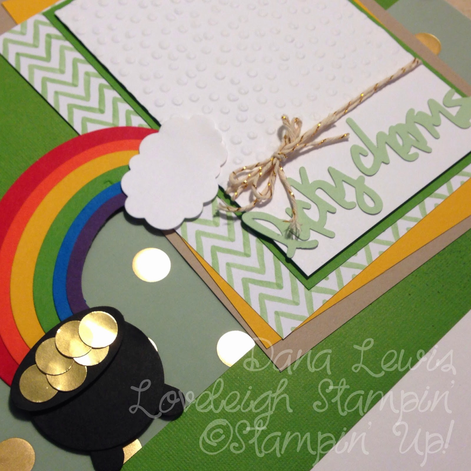 Scrapbook ideas rainbow - I Absolutely Love How This Page Turned Out We A Single Layout The Left Page At My Scrapbook Class But I Couldn T Help But Add A 2nd Page For Myself