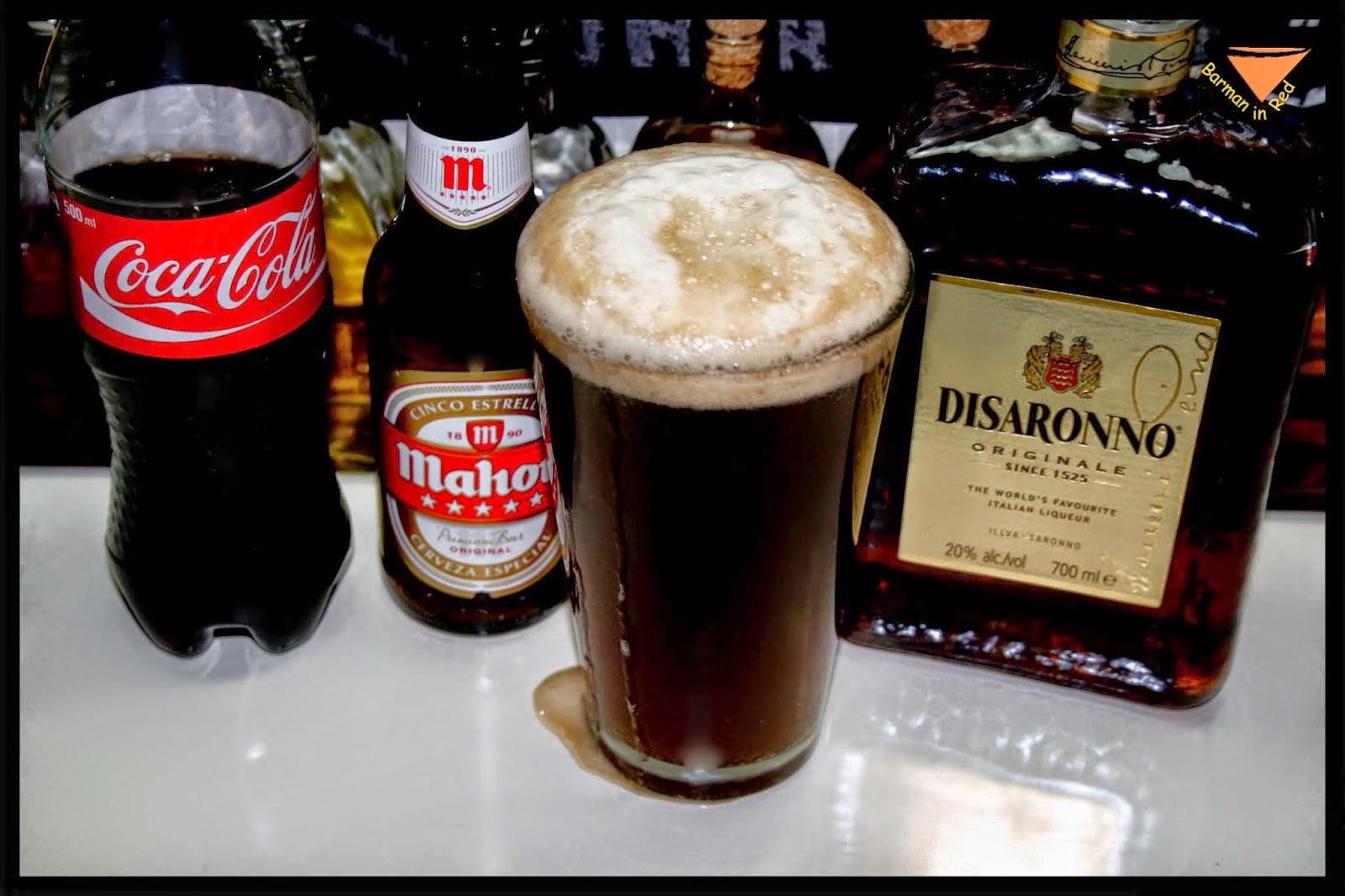 coctel cerveza