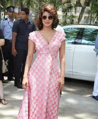 Priynka Chopra Hot at Dil Dhadkne Do Movie Audio Launch