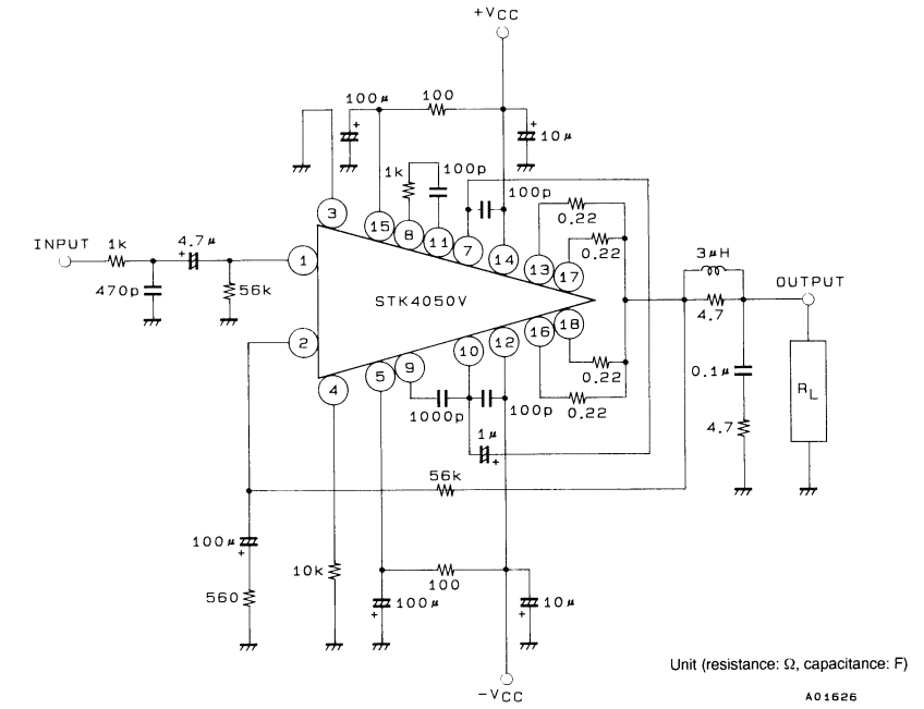 amplifiercircuits com 200w rh amplifiercircuits com 200w power amp schematic Subwoofer Amplifier 200W