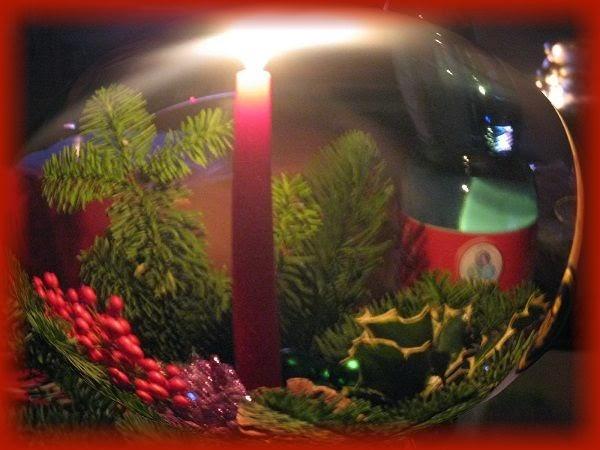 Luci di Natale - capelloalvento