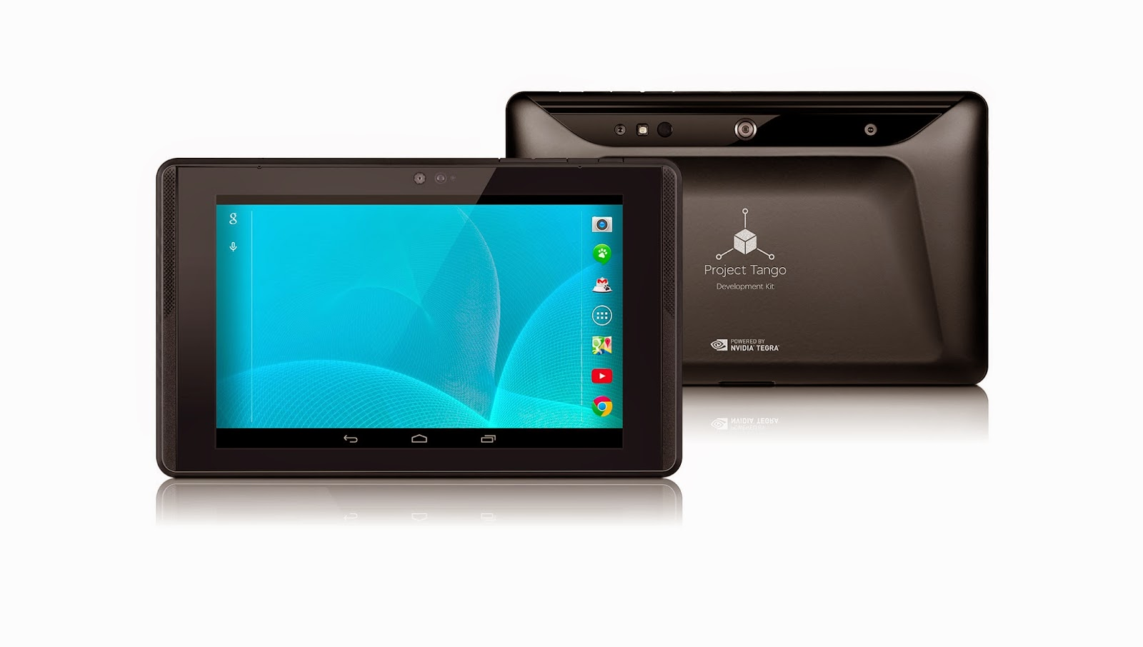Google will announce their 1st Tablet call Tango