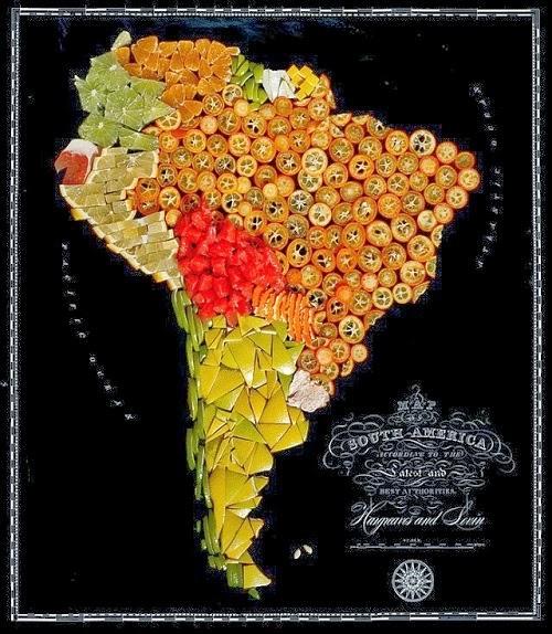 Food Maps, la geografia del gusto.