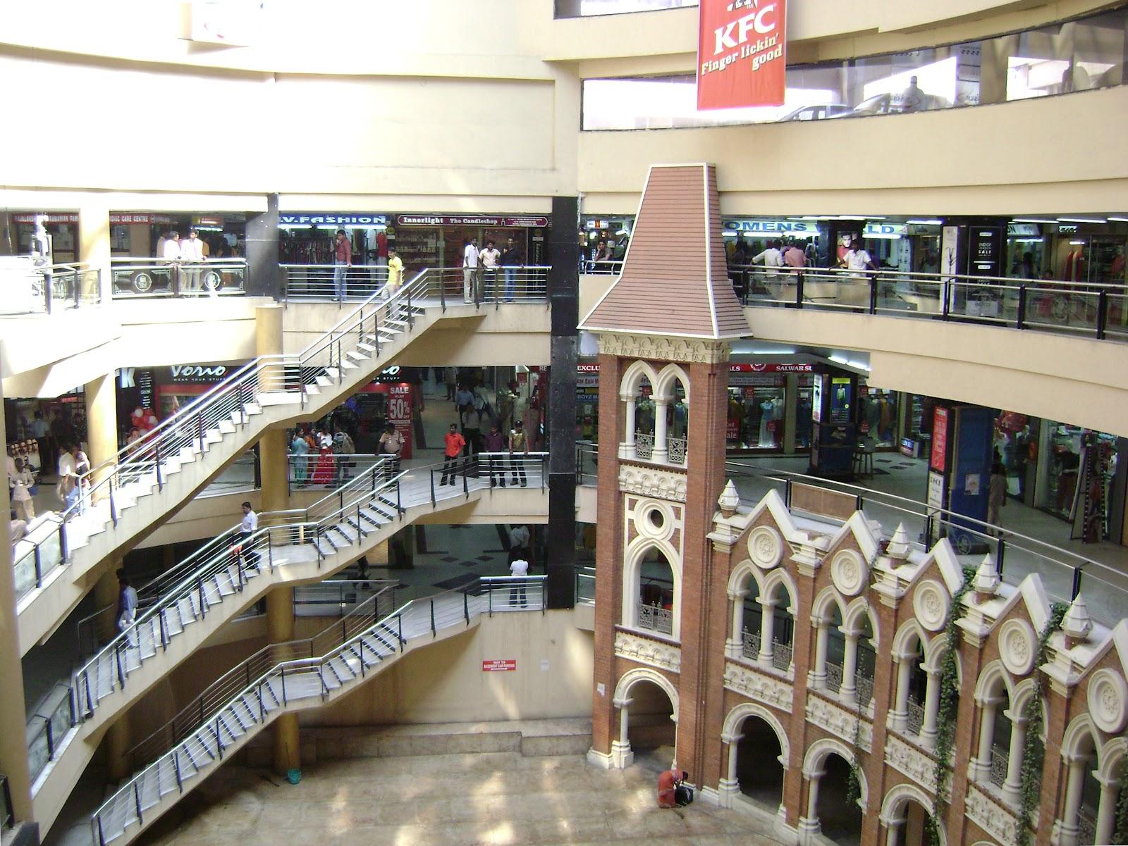 Best Shopping Malls In Chennai