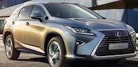 Lexus'ün yeni modeli ortaya çıkıyor