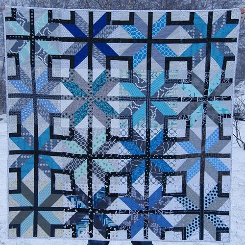Stars Align Quilt