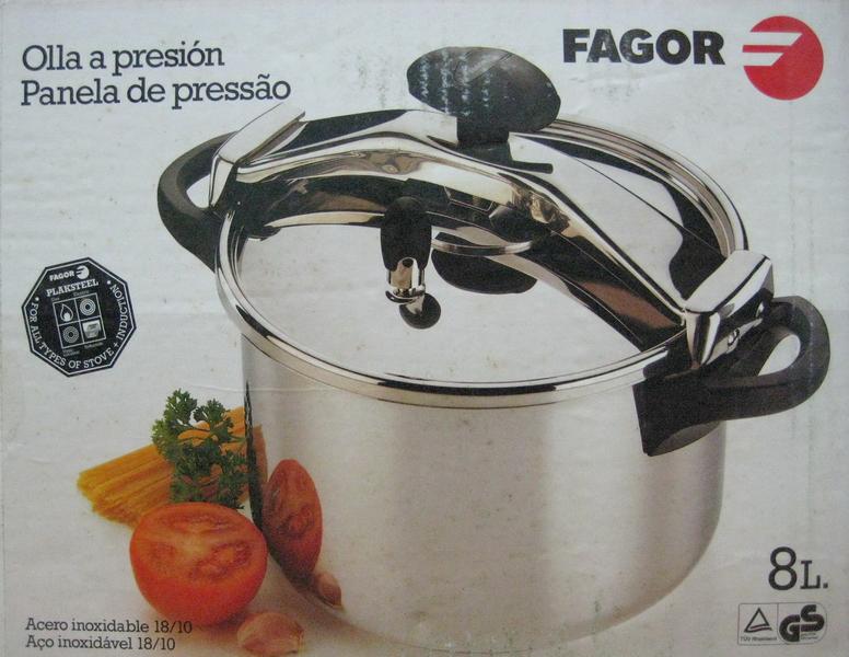 Fagor Presto 8 Lt