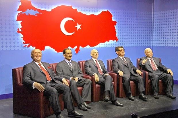 Eskişehir Balmumu Heykelleri Salon D