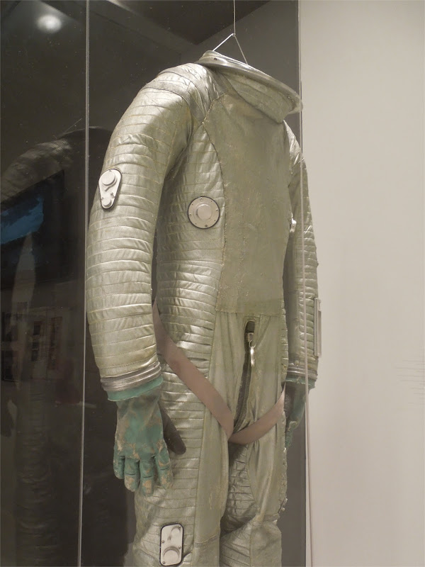2001 A Space Odyssey movie spacesuit
