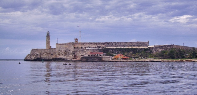 Bahía de La Habana y Castillo de los Tres Reyes del Morro