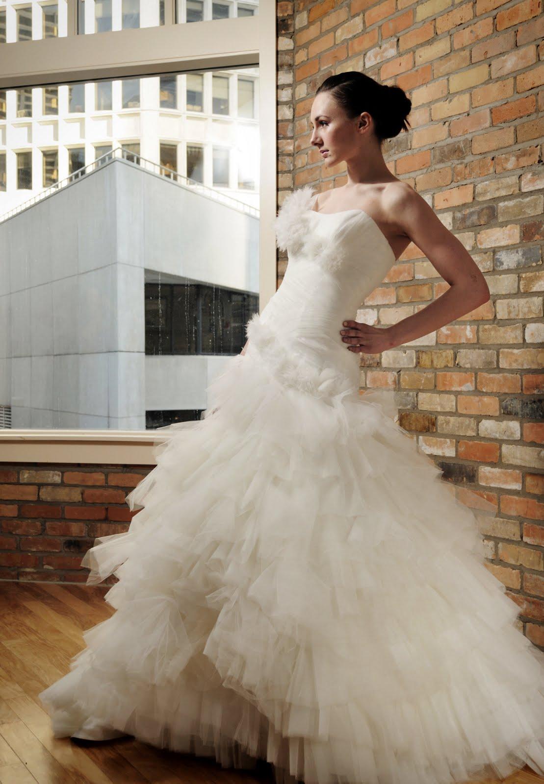 Urban vows april 2011 for Edric woo wedding dresses