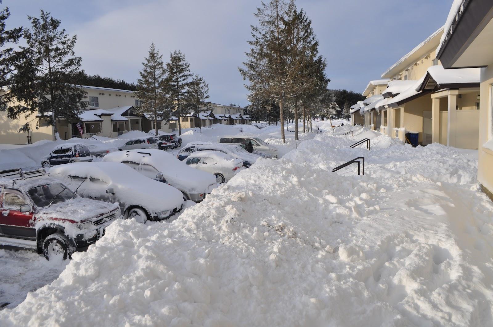 Misawa Japan  city photos : Japan!: Misawa Snow