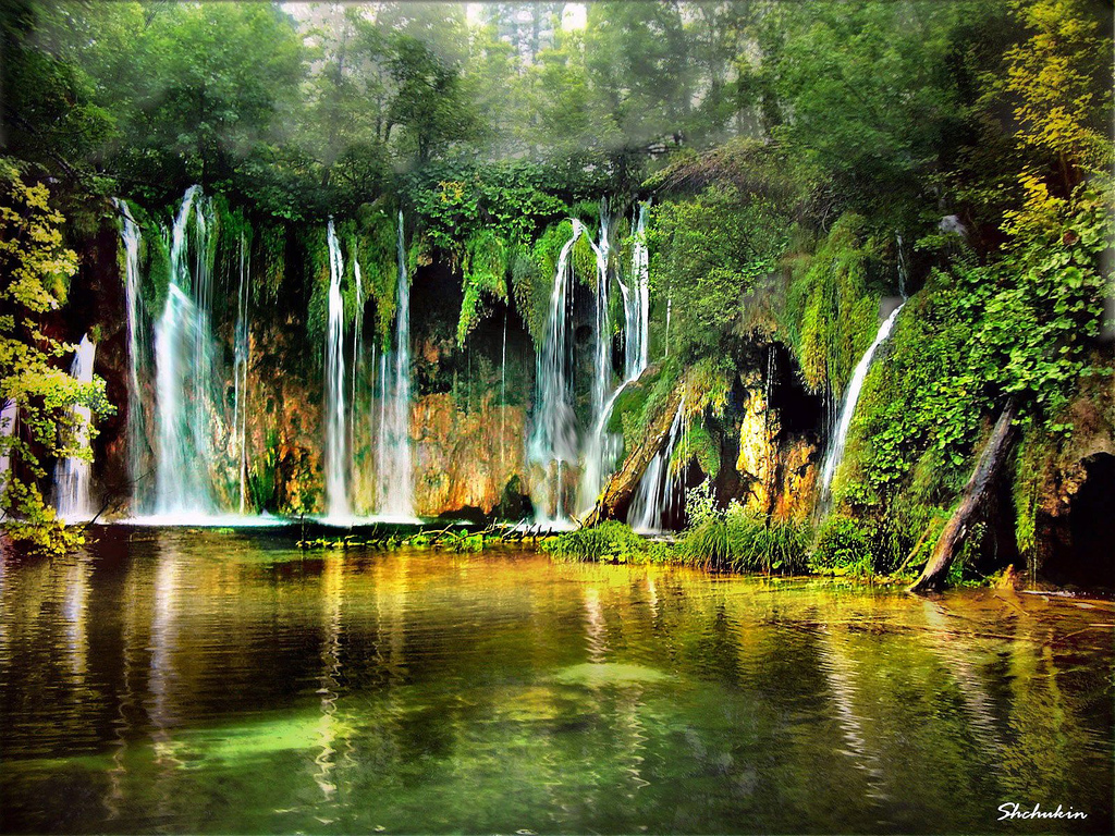 The most beautifuls waterfalls in the world Photographs