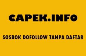 Daftar Social Bookmark Dofollow Indonesia Tanpa Daftar