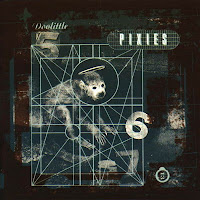 Doolittle album cover, the Pixies