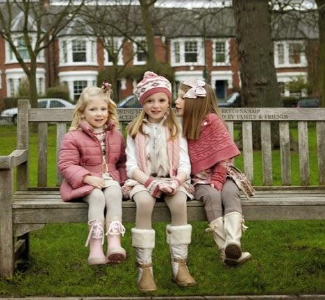 Chandals niñas Mayoral en Blog Retamal moda infantil y bebe