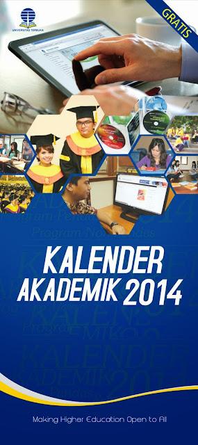 Kalender Akademik 2014 Universitas Terbuka (UT)