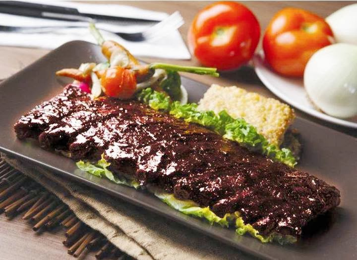 Coffee Rubbed Beef Ribs Recipe — Dishmaps