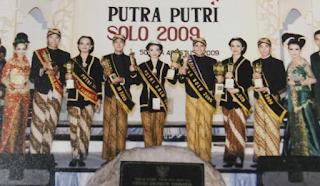 Foto Putra Putri Solo 2009