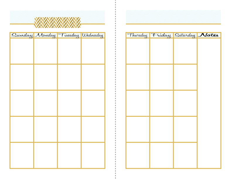 ... , etiquette, fitness, family : Free Printable: Monthly Calendar