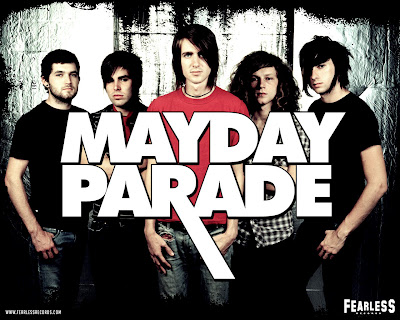 Mayday parade desktop wallpaper