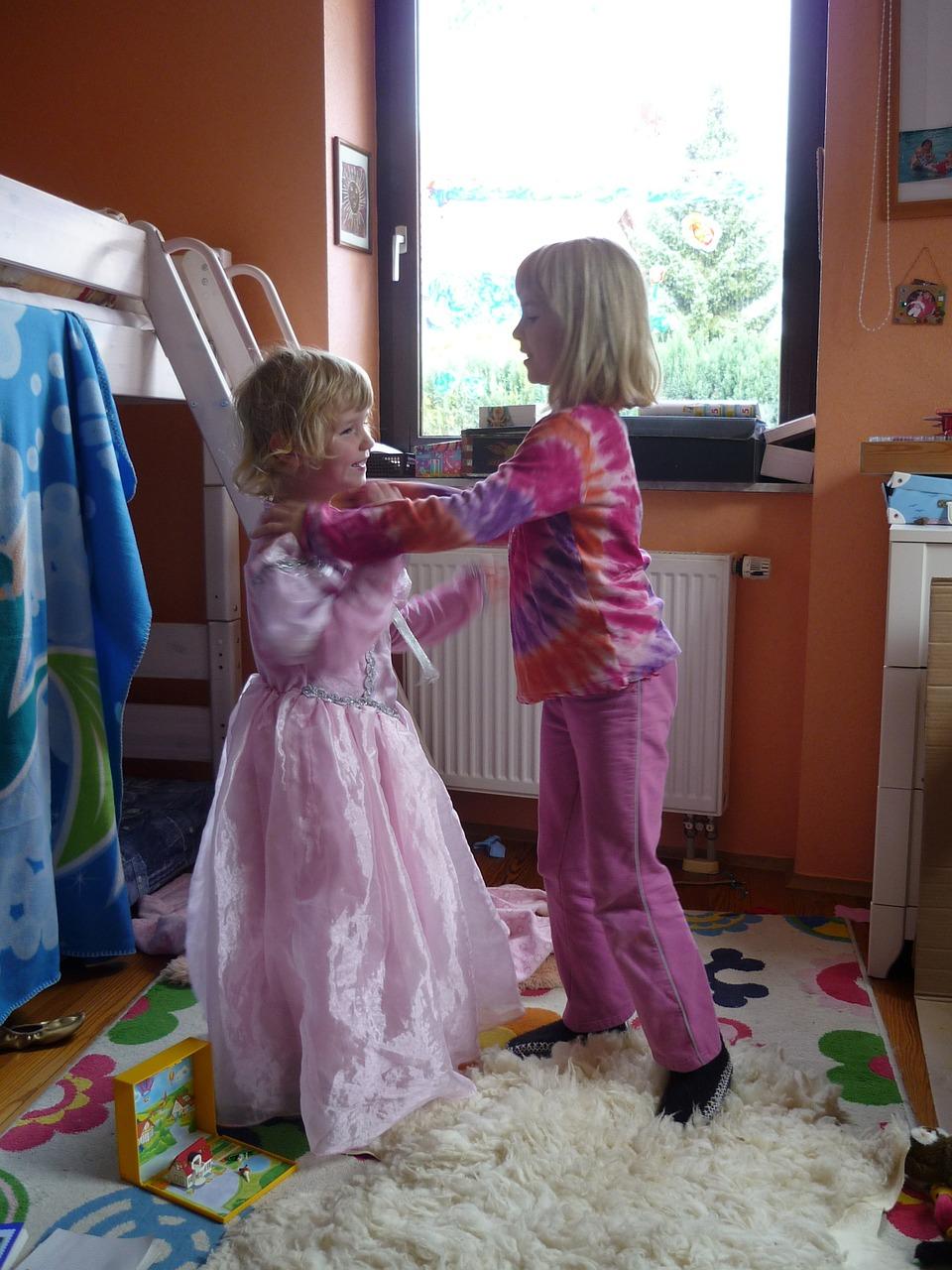 Gemeinsames Kinderzimmer - wie es am besten funktioniert