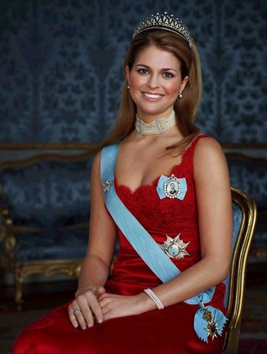 Swedish Women Photos - Princess Madeleine of Sweden