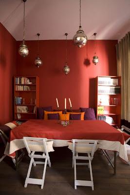 Interior Design Ideas Warehouse Apartment