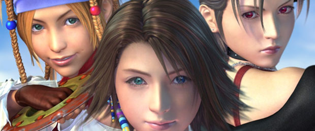 Final Fantasy X/X-2 HD Remaster Trailer