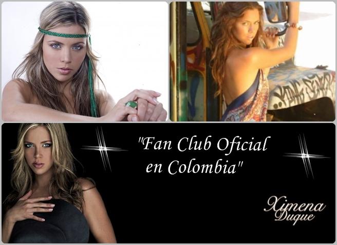 Ximena Duque Fans Colombia