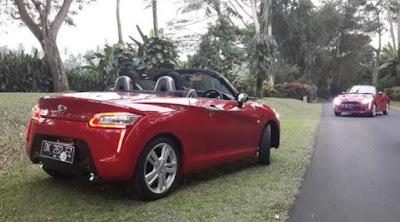 Harga Mobil Daihatsu Copen Terbaru Bulan Ini