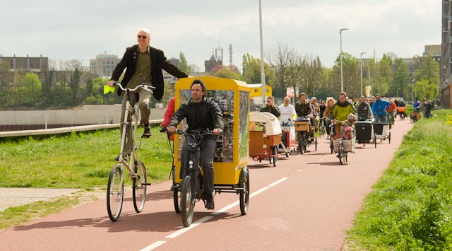 International Cargo Bike Festival: Cargo Bike Parade