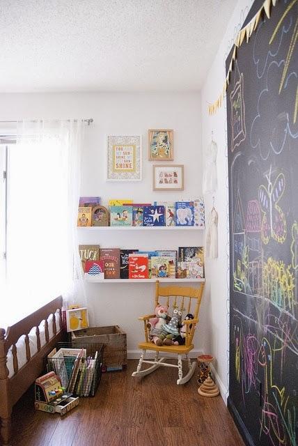 Dormitorios infantiles muy peque os c mo decorar una - Dormitorios muy pequenos ...