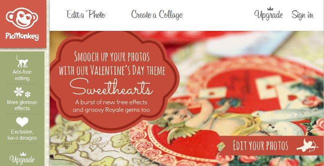 Photo editing per blogger
