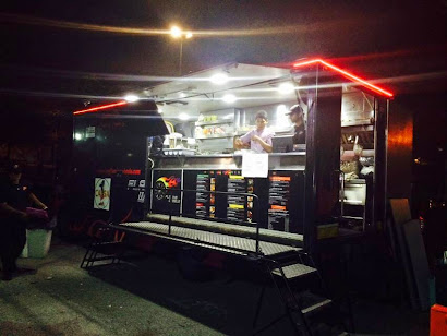 Flaming Wheel Food Truck