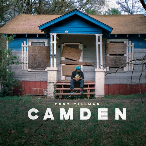 tony tillman - camden - album artwork