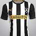 Botafogo divulga sua novas camisas para o Brasileirão