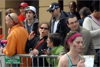 Dzhokar Tsarnaev and Tamerlan Tsarnaev