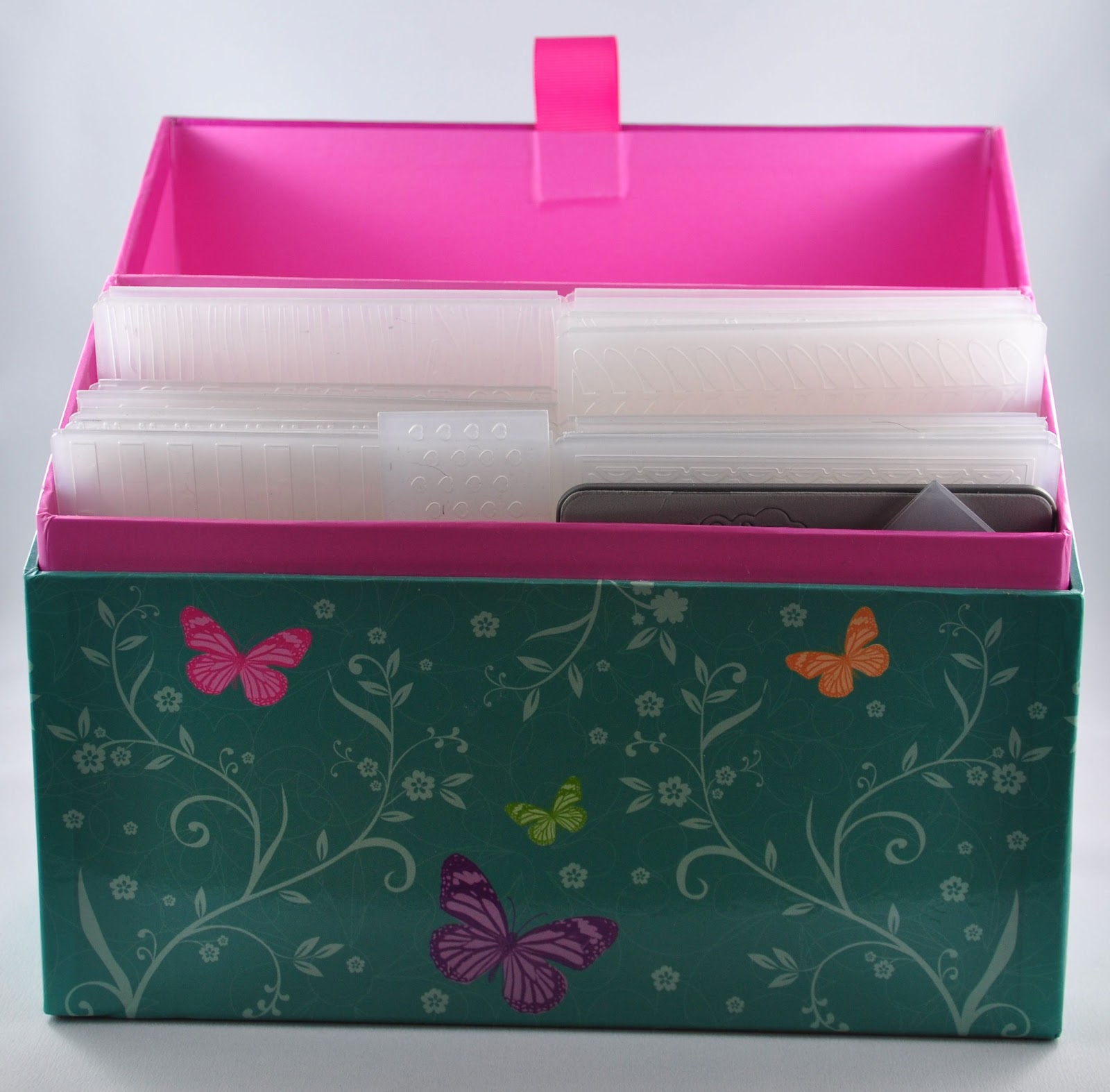 Snippets By Design: Papercraft Storage {Organizing Tools